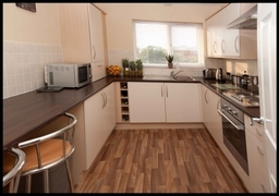 Bakers Court Hartlepool Kingfield Estates  Design and Build 2 Bed Apartment Kitchen