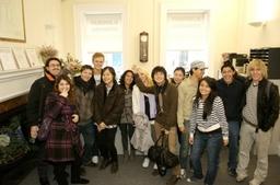 Bloomsbury International, school of English