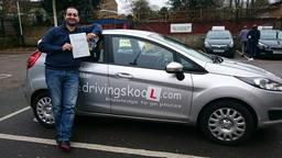 Driving Lessons Chislehurst, Kent