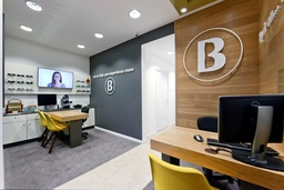 Blackheath Eyecare Opticians VIP area