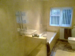 Bathroom Polished Plaster