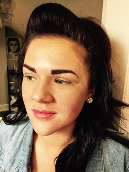 Semi Permanent Eyebrows | SPMU Liverpool