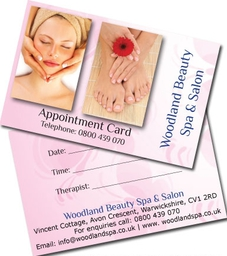 Appoinment Cards
