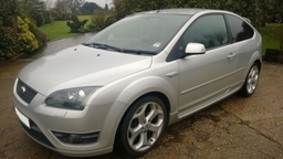 We can remap hot hatches such as this Ford Focus ST