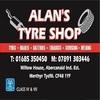 Alan's Tyre Shop