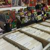 Comics, Trading Cards and Collectibles