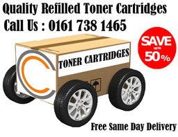 Toner Cartridges Manchester - Free Delivery