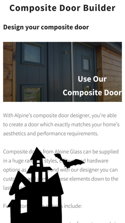 Composite Door Builder