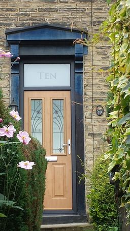 Top Quality and Security Composite Door - Solidor
