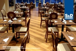 Stylish Parquetry flooring that would have impact in any room.