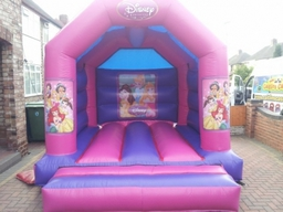 10x12 Disney Princess 40.00 per day