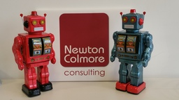 Newton Colmore Robots
