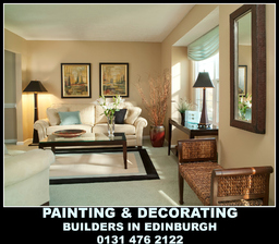 painters and decorators in edinburgh, first class