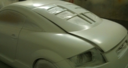 Body styling and respray