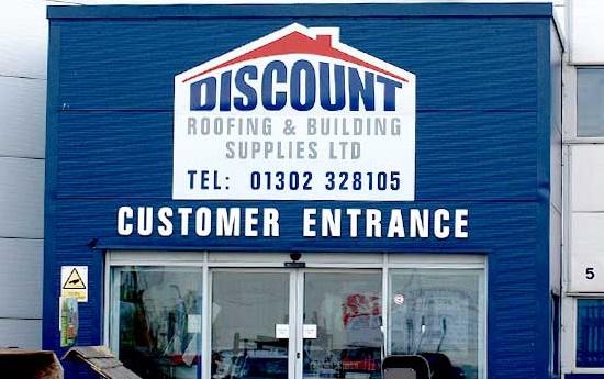 Discount Roofing Amp Building Supplies Ltd Merchant Way