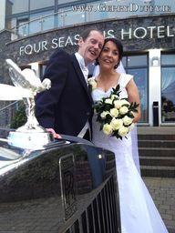 Carlinford Four Seasons hotel wedding Video photo