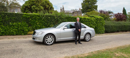 Russell Meek of Driving Force Chauffeurs