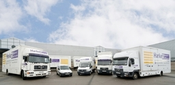 A selection from our 50 vehicle Fleet