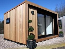 Green Retreats Edge Garden Room