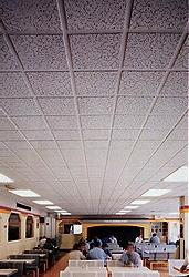 Ceiling spraying - University/schools