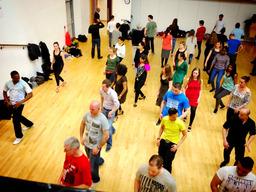 Evening Salsa Classes & Social Salsa Dancing