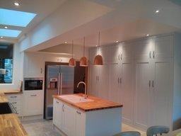 Kitchen Recessed & Drop Lighting