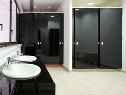Sapphire Cubicles Washrooms