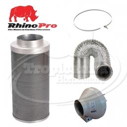 RVK Fan Rhino Carbon Filter Pack
