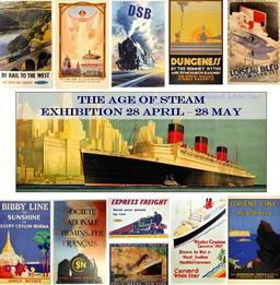 AntikBar - The Age of Steam Exhibition