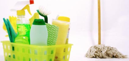 Cleaning materials 2