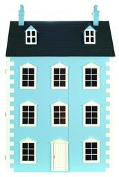 A wide range Dolls House styles available with screw assembly to the more traditional glue together projects.