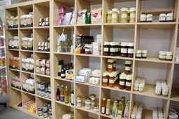 Local Produce and Preserves