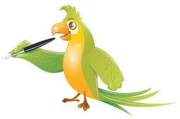 Parrot Character B