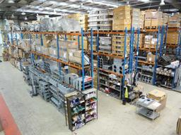 Comprehensive Daikin spare parts and accessories in Space Air warehouse