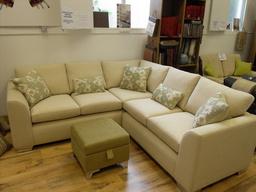 Modern Medina Corner Sofa