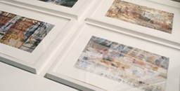 Framing for exhibitions at SE1 Picture Frames