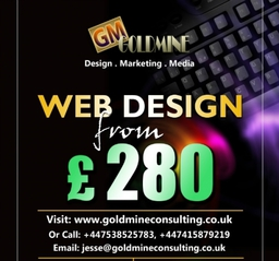 Web Design Flyer by goldmine