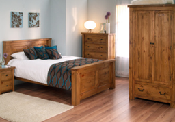 Solid Pine Bedroom & Bedframes