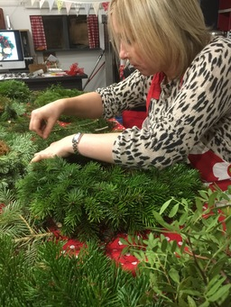 Christmas Wreath Making Classes
