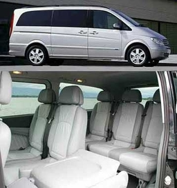 Mercedes Viano Executive MPV Cars