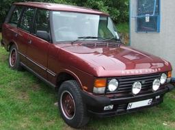 Range Rover Vogue 3.9 EFI