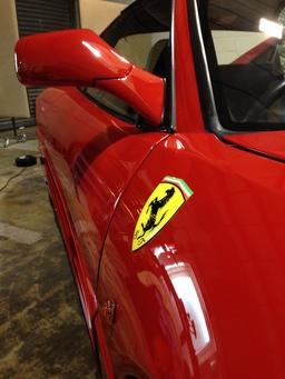 Ferrari 348 - Enhancement Detail