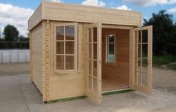 Choba Log cabin 3x3m