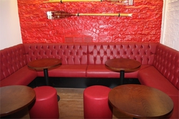 Banquette Seating manufactured to your exact requirements
