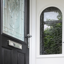 Porch & Entrance Doors in uPVC by SLW