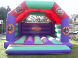 Super Heros Castle 15 X 15 From £60