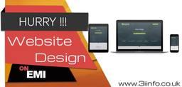 Website Design on Easy EMI