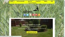 The Garden Rangers Website