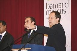Barnard Marcus1