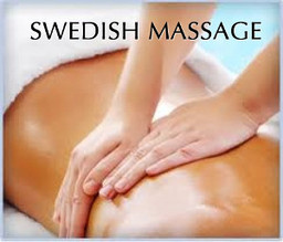 many different massages available